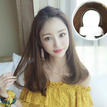 【MW397】全新設計U型假髮 韓系女神 短直髮微彎 逼真自然