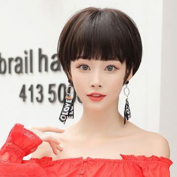 【MB422】真實度破表!! 擬真韓系假髮 帥氣 短髮