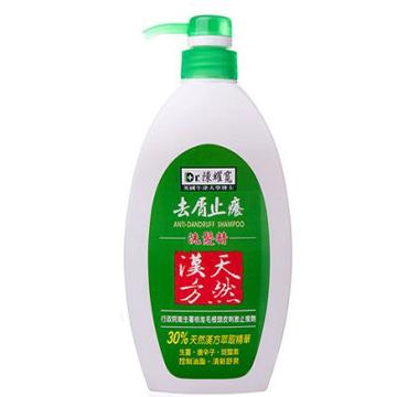 陳耀寬 天然漢方生薑洗髮精600ml 頭髮長期適用