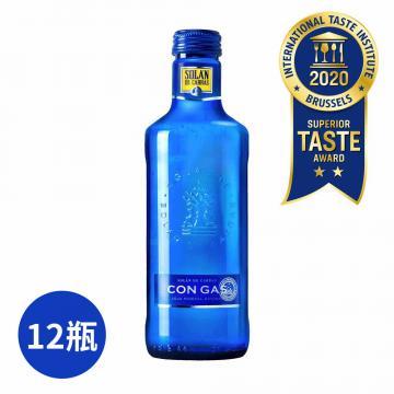 【Solan】西班牙神藍氣泡水 750ml/玻璃瓶裝 (12瓶/箱)