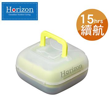 【Horizon 天際線】多功能LED戶外露營燈/小夜燈
