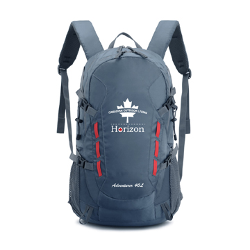 【Horizon 天際線】冒險家登山後背包 Adventurer 40L