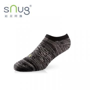 sNug給足呵護-運動船襪3雙優惠組