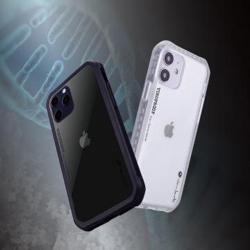 NavJack│iPhone 12 mini (5.4吋) │超奈米抗病毒軍規防摔殼