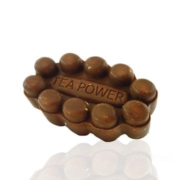 【茶寶 潤覺茶】茶酵素SPA美體按摩皂100g